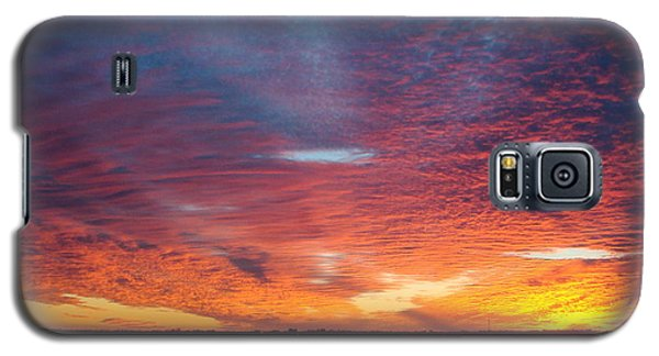 Sunset At Cafe Coconut Cove 5 Galaxy S5 Case