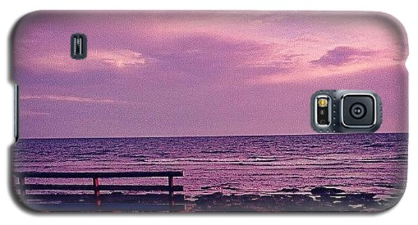 Colorful Galaxy S5 Case - Sunset by Emanuela Carratoni