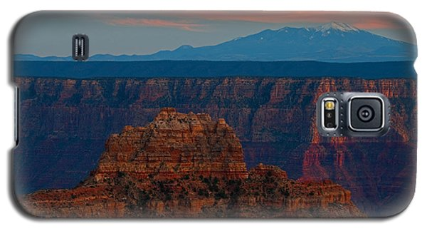 Sunset Grand Canyon Cape Royal San Franciso Peaks Galaxy S5 Case