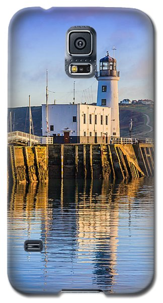 Sunset Over Scarborough Lighthouse Galaxy S5 Case