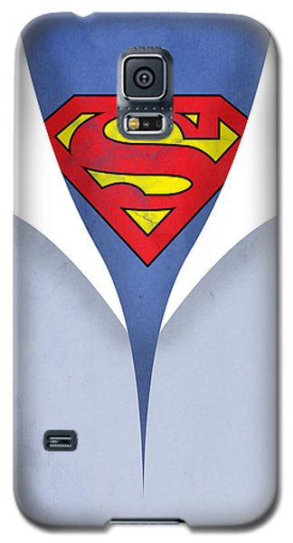 Superhero Galaxy S5 Case - Superman 9 by Mark Ashkenazi