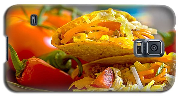 Tacos Galaxy S5 Case