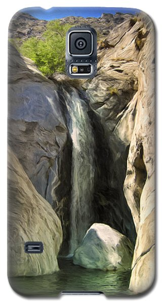 Tahquitz Falls Galaxy S5 Case