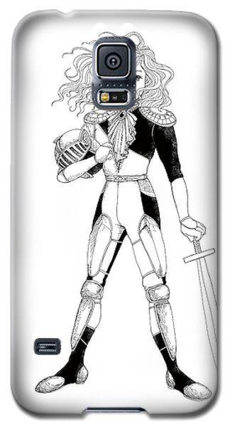 Tammy Wurtherington Freedom Fighter Galaxy S5 Case
