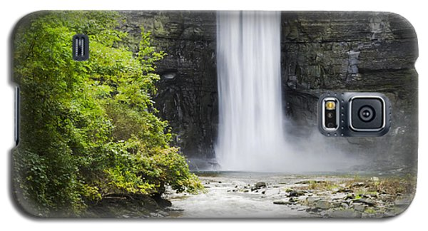 Taughannock Falls State Park Galaxy S5 Case by Christina Rollo