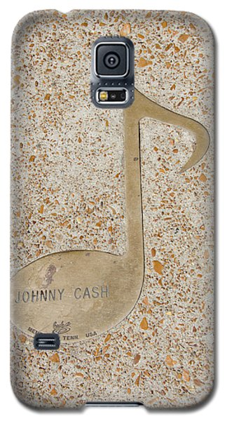 Tennessee, Memphis, Beale Street Galaxy S5 Case by Cindy Miller Hopkins