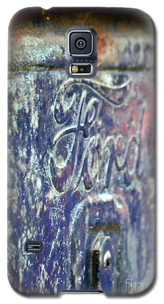 Terra Nova High School Galaxy S5 Case by Dean Ferreira