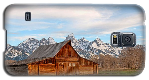 Teton Barn Galaxy S5 Case