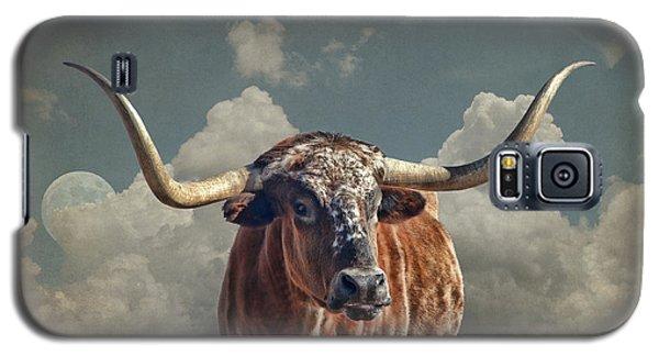Texas Longhorn Galaxy S5 Case by Karen Slagle