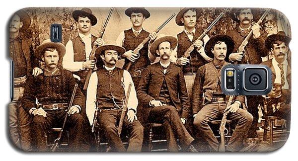 Texas Rangers Galaxy S5 Case