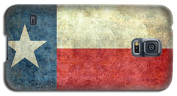 Texas The Lone Star State Galaxy S5 Case by Bruce Stanfield