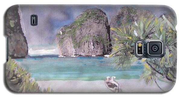 The Beach Galaxy S5 Case by Vikram Singh