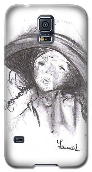 The Bonnet Galaxy S5 Case