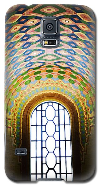 The Cathedral Of Finance Galaxy S5 Case