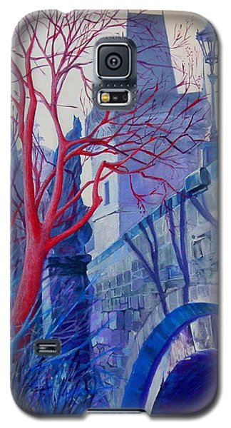 The Charles Bridge Blues Galaxy S5 Case