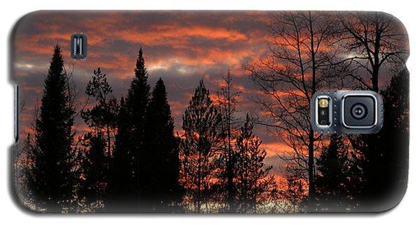 The Close Of Day Galaxy S5 Case by DeeLon Merritt
