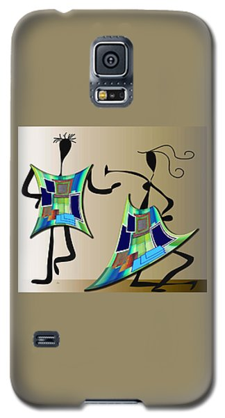 The Dancers Galaxy S5 Case