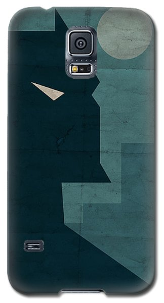 The Dark Knight Galaxy S5 Case by Michael Myers