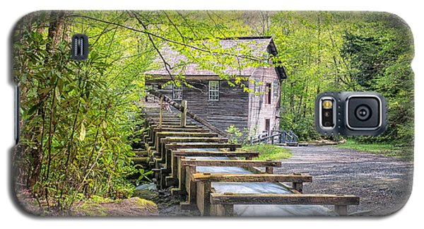 The Flume At Mingus Mill Galaxy S5 Case