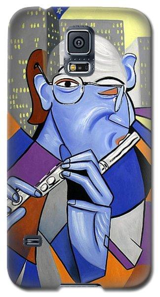 The Flutist Galaxy S5 Case