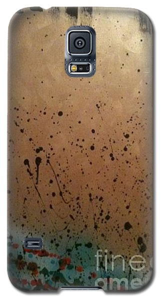 The Gold Foil Modernity Galaxy S5 Case