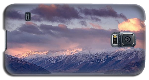 The Golden Hour Galaxy S5 Case by Kim Andelkovic