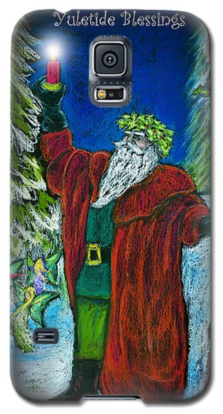 The Holly King Galaxy S5 Case by Diana Haronis