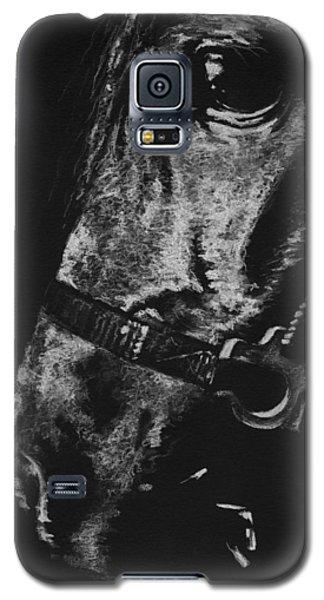 The Horse Galaxy S5 Case by Natasha Denger