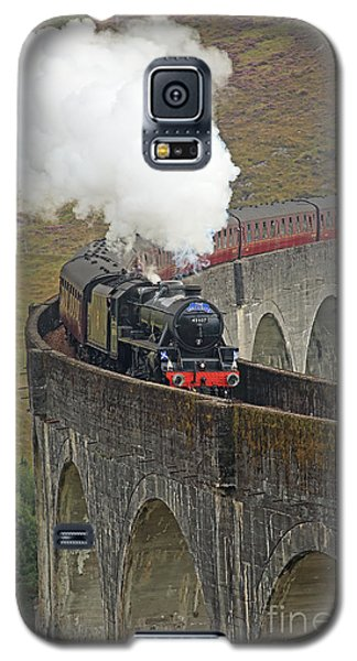 The Jacobite Steam Train Galaxy S5 Case