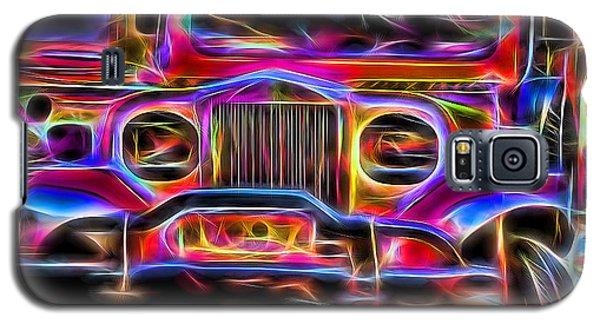 the Jeepney Galaxy S5 Case