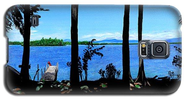 The Lake Galaxy S5 Case