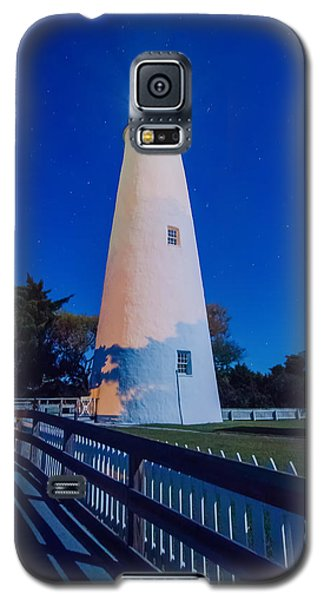 The Ocracoke Lighthouse On Ocracoke Island On The North Carolina Galaxy S5 Case