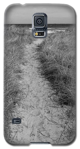 Galaxy S5 Case featuring the photograph The Path by Glenn DiPaola