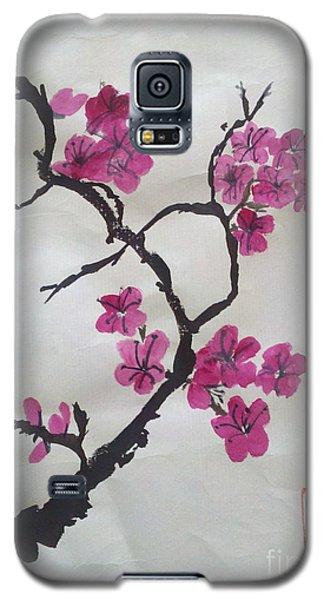 The Plum Blossom Galaxy S5 Case