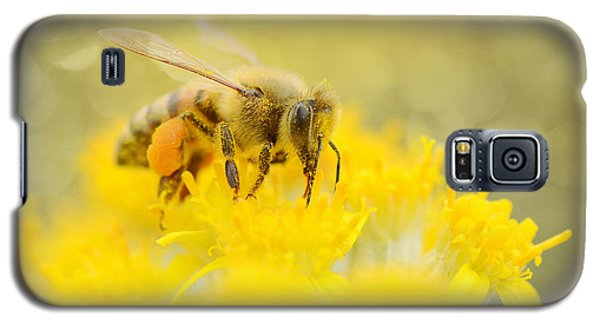 The Pollinator Galaxy S5 Case by Fraida Gutovich