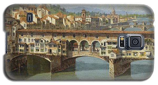 The Ponte Vecchio Florence Galaxy S5 Case