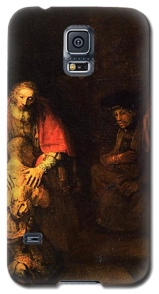 The Prodigal Son Galaxy S5 Case by Rembrandt