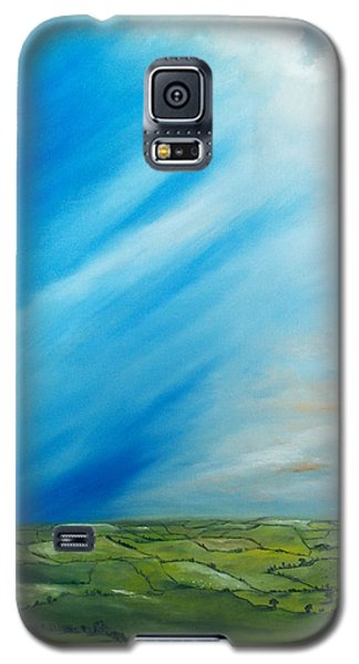 The Quilt Of Ireland Galaxy S5 Case