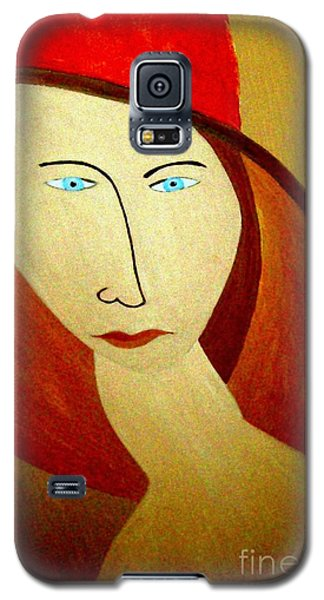 The Red Hat Galaxy S5 Case