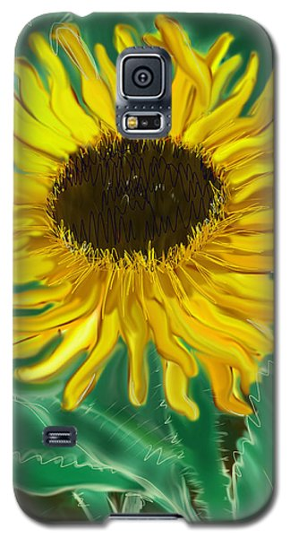 The Sun Thief Galaxy S5 Case by Jean Pacheco Ravinski