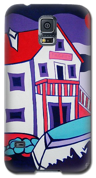 The Tackle House Galaxy S5 Case by Joyce Gebauer