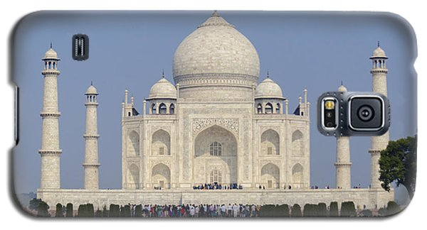 The Taj Mahal Galaxy S5 Case by Pravine Chester