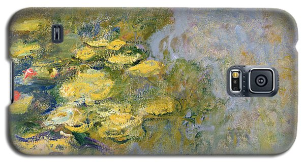 The Waterlily Pond Galaxy S5 Case by Claude Monet