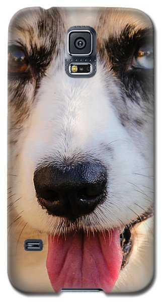 Those Eyes Galaxy S5 Case