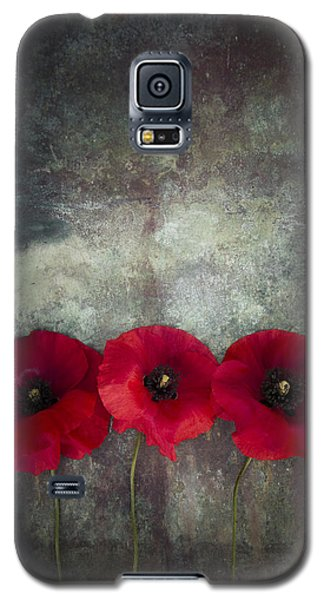 Three Poppies Galaxy S5 Case