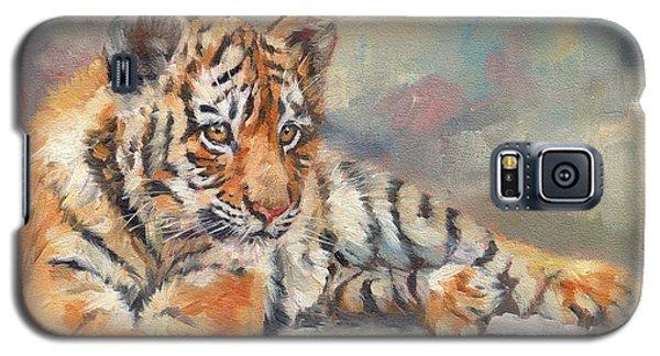 Tiger Cub Galaxy S5 Case
