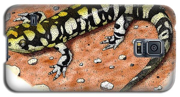 Tiger Salamander Galaxy S5 Case by Roger Hall