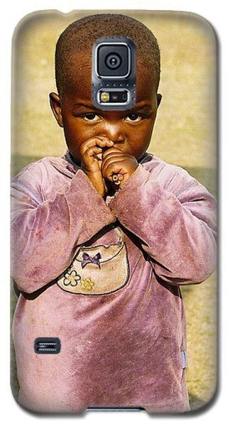 Timid Galaxy S5 Case