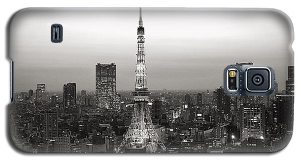 Tokyo Tower At Night Galaxy S5 Case