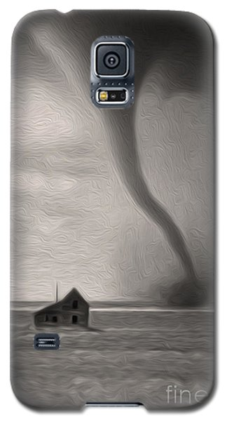 Tornado Galaxy S5 Case by Gregory Dyer